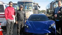 NHRA Top Fuel Racer Khalid alBalooshi